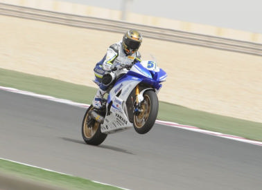 Michele Pirro a losail